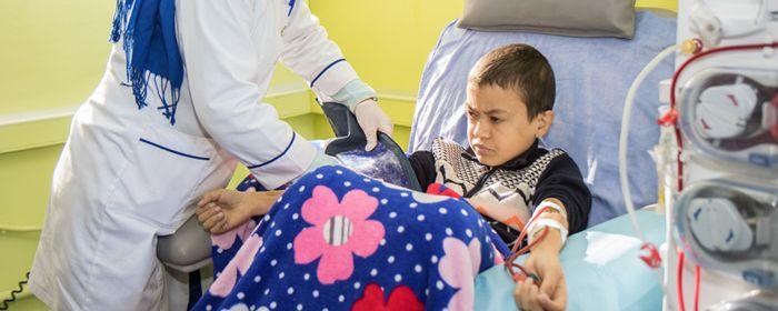 Centre d'hémodialyse Amal