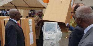 La fondation Amal offre des appareils de dialyse au CHU de Yopougon