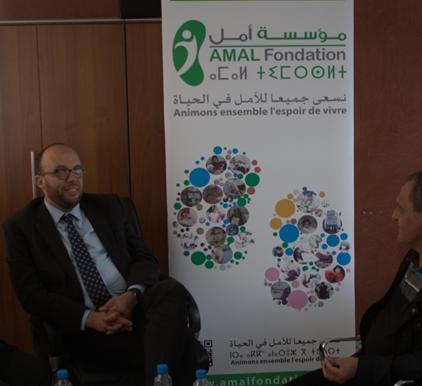 Président Amal Fondation de l'Hémodialyse