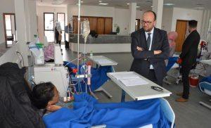 Un nouveau centre d'hémodialyse ouvre ses portes à Imintanoute